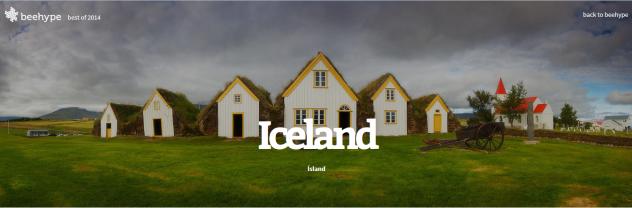 Beehype-best of Iceland