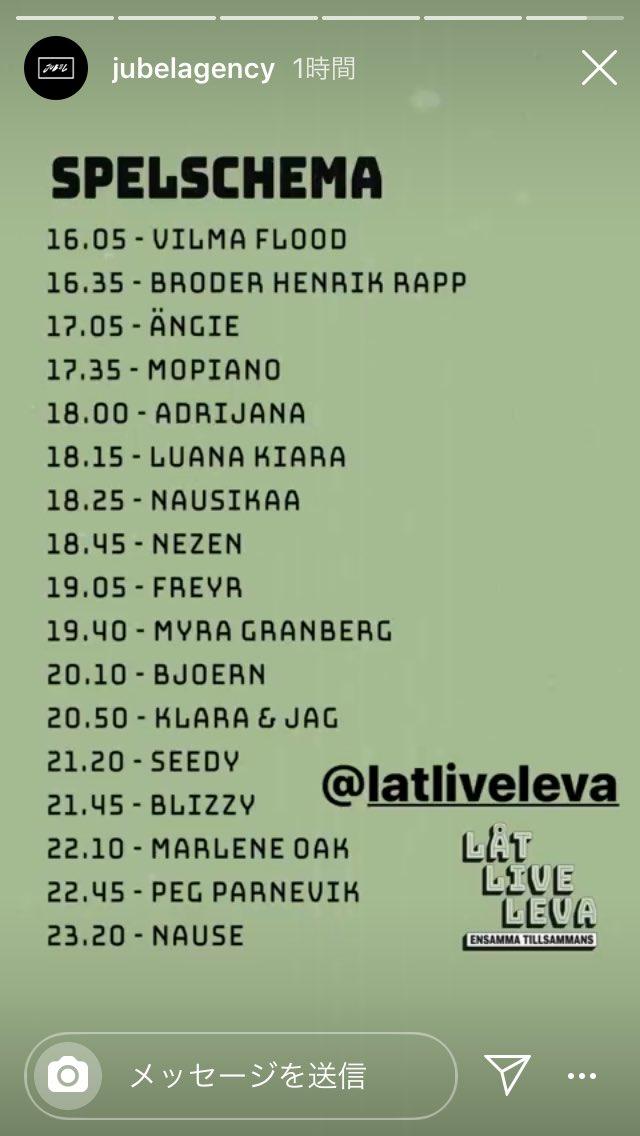 Låt Live Leva